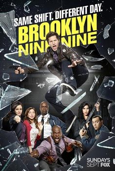 Brooklyn Nine-Nine - Saison 2