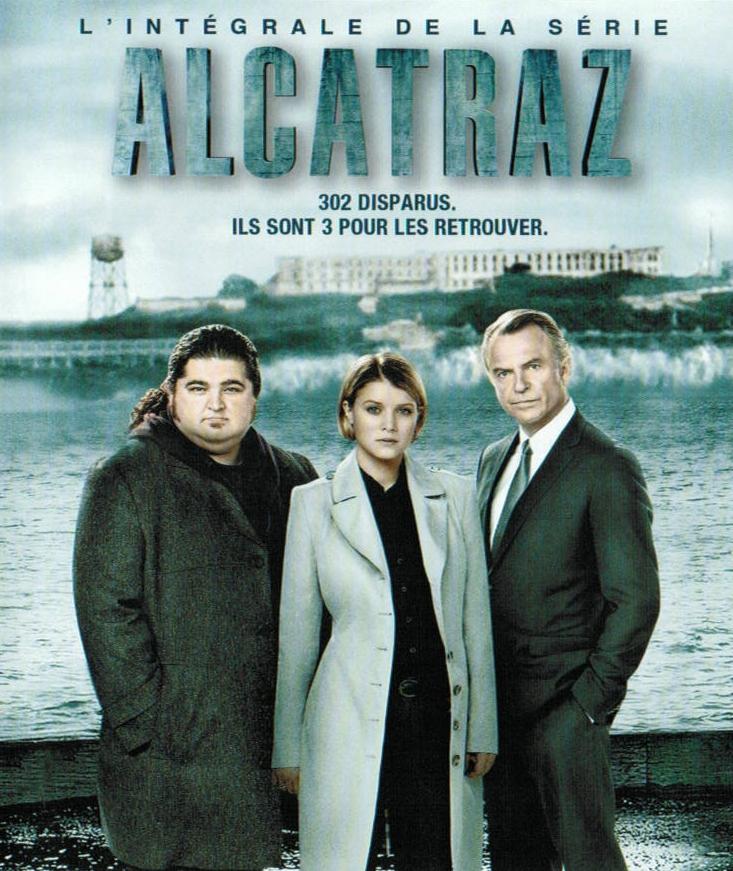 Alcatraz - intégrale de la série