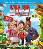 L'île des Miam-nimaux - Tempête de boulettes géantes 2